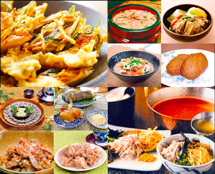 かごしまの味 伝えたい・広めたい・郷土の食