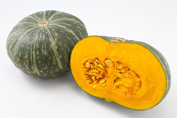 testかぼちゃ
