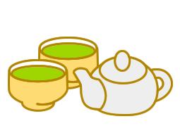 お茶と情けは濃いごいと