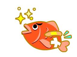 腐ってん 鯛の魚