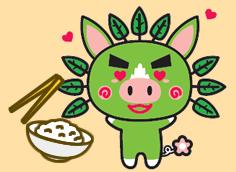鹿児島県オリジナルのお米について